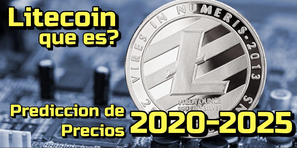 Previsioni Litecoin: Stime prezzo di LTC 2021, 2022, 2023, 2024, 2025