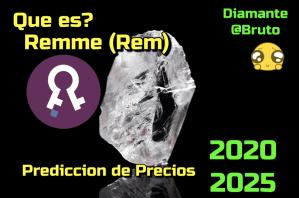 Lee más sobre el artículo REMME (REM) Que es? Prediccion de precios 2020-2025… Me conviene invertir??