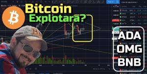 Lee más sobre el artículo Bitcoin Indeciso, explotara??? Noticias + ADA, OMG y BNB!!