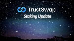 Lee más sobre el artículo Actualización de TrustSwap Staking: extensión de bonificación de recompensas y nuevas funciones