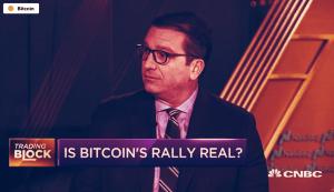 Lee más sobre el artículo La maldición de CNBC Bitcoin: por qué algunos comerciantes vuelven a estar nerviosos
