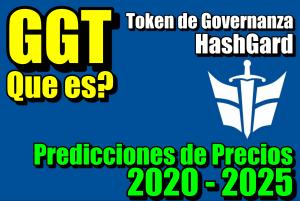 Lee más sobre el artículo GGT Que es? Predicciones de Precio 2020-2025… Me Conviene invertir? #hashgard
