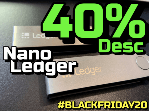 Lee más sobre el artículo 🤑40% Descuento en Nano Ledger!!!!!  ** WOW ** Aprovecha !!! 🤑
