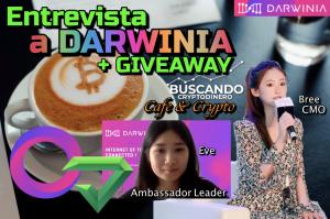 Lee más sobre el artículo Que es Darwinia + Giveaway: entrevista con Bree & Eve: Cafe y Crypto
