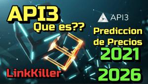 Lee más sobre el artículo API3 Que es?? Predicción de precios 2020-2025… Me conviene invertir??