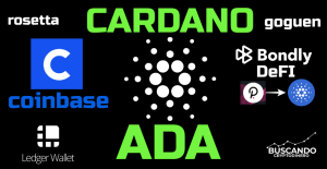 Lee más sobre el artículo Cardano «ADA SUPER BULLISH»… DeFI con Bondly + Coinbase + Nano Ledger + Goguen + Stablecoins !!