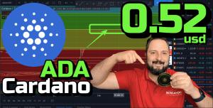Lee más sobre el artículo CARDANO (ADA) 🚀 Vamos por los 0.52 🔥!!! + 15 altcoins !!