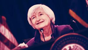 Lee más sobre el artículo Tesorería Pick Janet Yellen: Criptomoneda Crimen de 'preocupación particular'