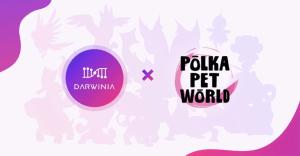 Lee más sobre el artículo Darwinia Network, se complace en unirse al mundo de PolkaPets con nuestro exclusivo NFT PolkaPet