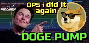 Lee más sobre el artículo 🚨 ELON lo hace de nuevo 🚀 «DOGE PUMP» + 19 Altcoins !!! 🤑