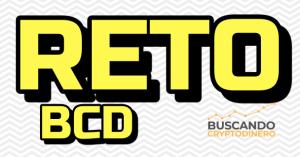 Lee más sobre el artículo ¿Te unes al «RETO BCD»?