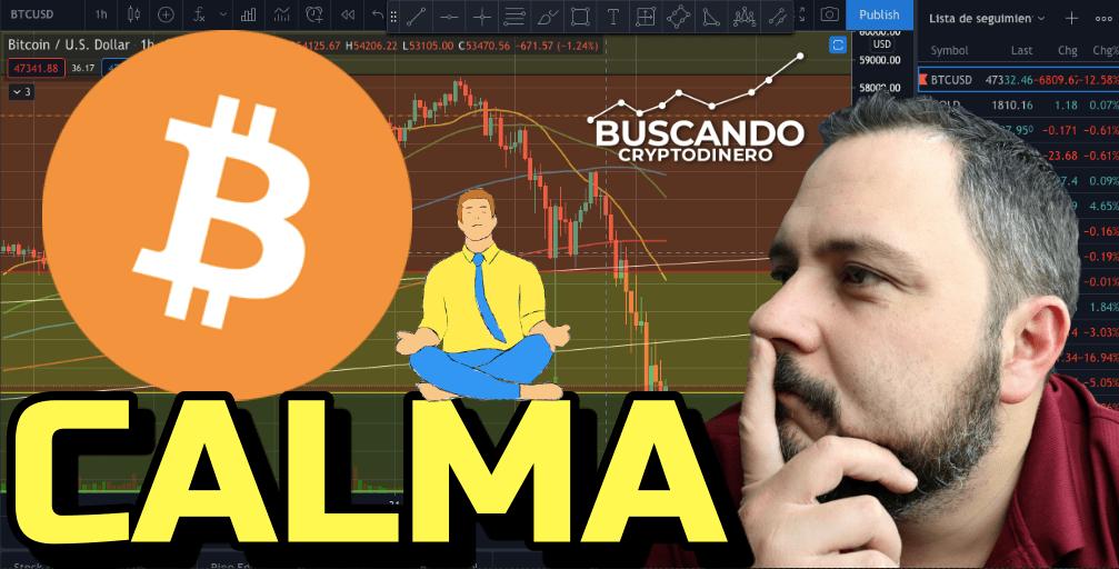 En este momento estás viendo «TRANQUILOS» Bitcoiners y Altcoiners  + 20 Altcoins y Rifa !!!