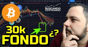Lee más sobre el artículo 🟢 BITCOIN ➤ Estos indicadores dicen que 30k FUE EL #BTCFONDO !! + 16 monedas y Rifa de LTC !!