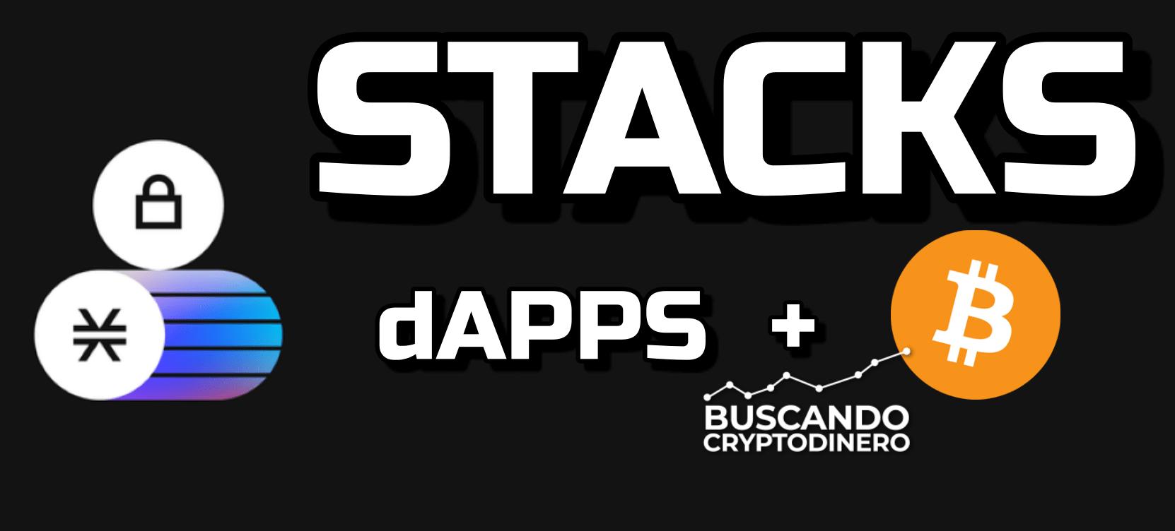 En este momento estás viendo STACKS «STX» dAPPS en BTC!! 🔥 ☞Predicción de PRECIOS 🤑 2021 2026 ☜    Me CONVIENE invertir 💰??