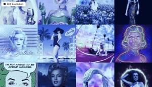 Lee más sobre el artículo El legado de Marilyn Monroe se 'eternnalizará' a través de la subasta de obras de arte de NFT