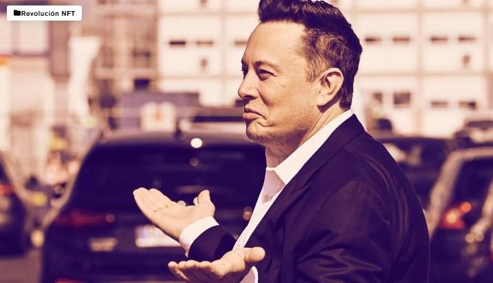 En este momento estás viendo Elon Musk 'no se siente bien' vendiendo NFT por millones después de todo