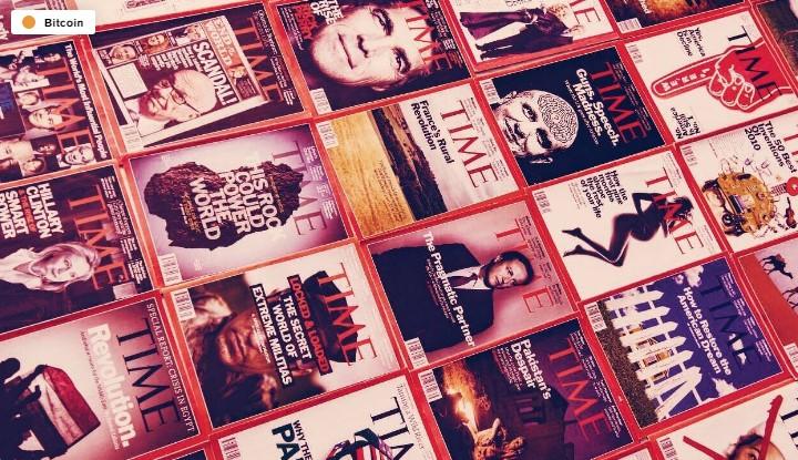 En este momento estás viendo La revista TIME acepta ahora cripto para suscripciones digitales