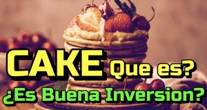 Lee más sobre el artículo PancakeSwap (CAKE) 🔥 ☞Predicción de PRECIOS 🤑 ☜    Me CONVIENE invertir 💰??