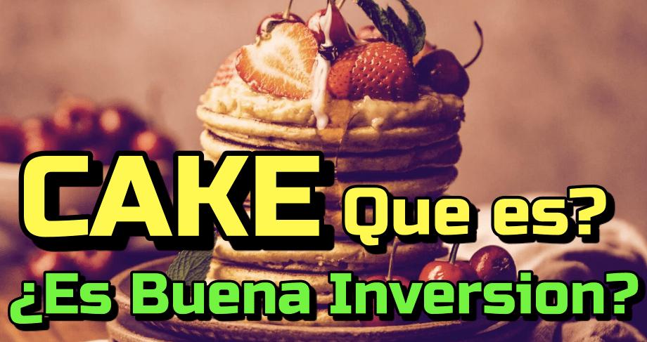 En este momento estás viendo PancakeSwap (CAKE) 🔥 ☞Predicción de PRECIOS 🤑 ☜    Me CONVIENE invertir 💰??