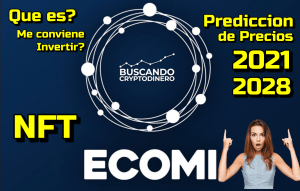 Lee más sobre el artículo ECOMI (OMI) El mejor Review en Español 🔥 ☞Predicción de PRECIOS 🤑 2021 2026 ☜    Me CONVIENE inverti