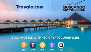 Lee más sobre el artículo Travala: Plataforma de viaje con su token AVA