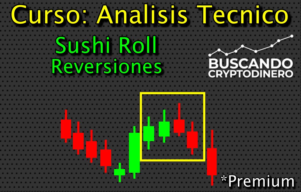 Lee más sobre el artículo Curso Analisis Tecnico 4.5.- Sushi Roll y Reversiones de Mercado