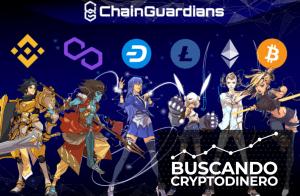 Lee más sobre el artículo Chain Guardians «CGG» Que es? 🔥 ☞Predicción de PRECIOS 🤑 2021-2026 ☜    Me CONVIENE invertir 💰??