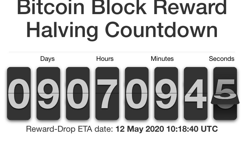 En este momento estás viendo A solo 9 dias de el Halving de Bitcoin!!