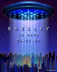 Lee más sobre el artículo Shelly esta aqui!!!