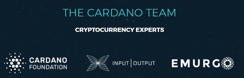 the cardano team