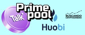 Lee más sobre el artículo 🚀 Bloquea tu Huobi Token HT en PrimePool y gana TALK !!!