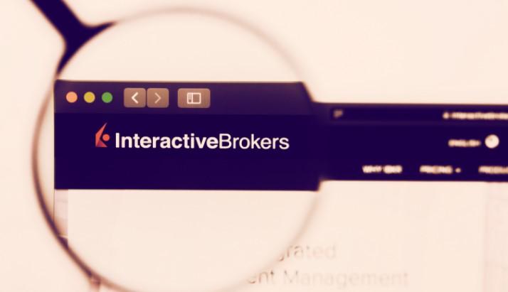 En este momento estás viendo Interactive Brokers lanza el comercio de criptomonedas para residentes de EE.UU.
