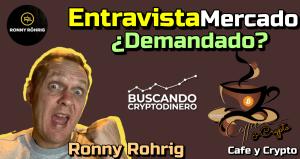 Lee más sobre el artículo ☕️ Platica con Ronny Röhrig de Cripto Avances en Cafe y Crypto !!