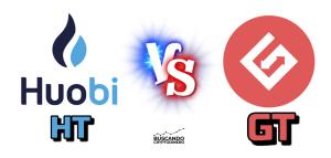 Lee más sobre el artículo 🥊 Huobi Token HT vs GateToken GT !!