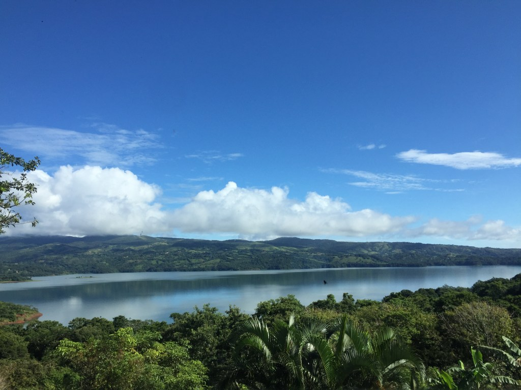 Costa Rica, Hotel Lake Arenal