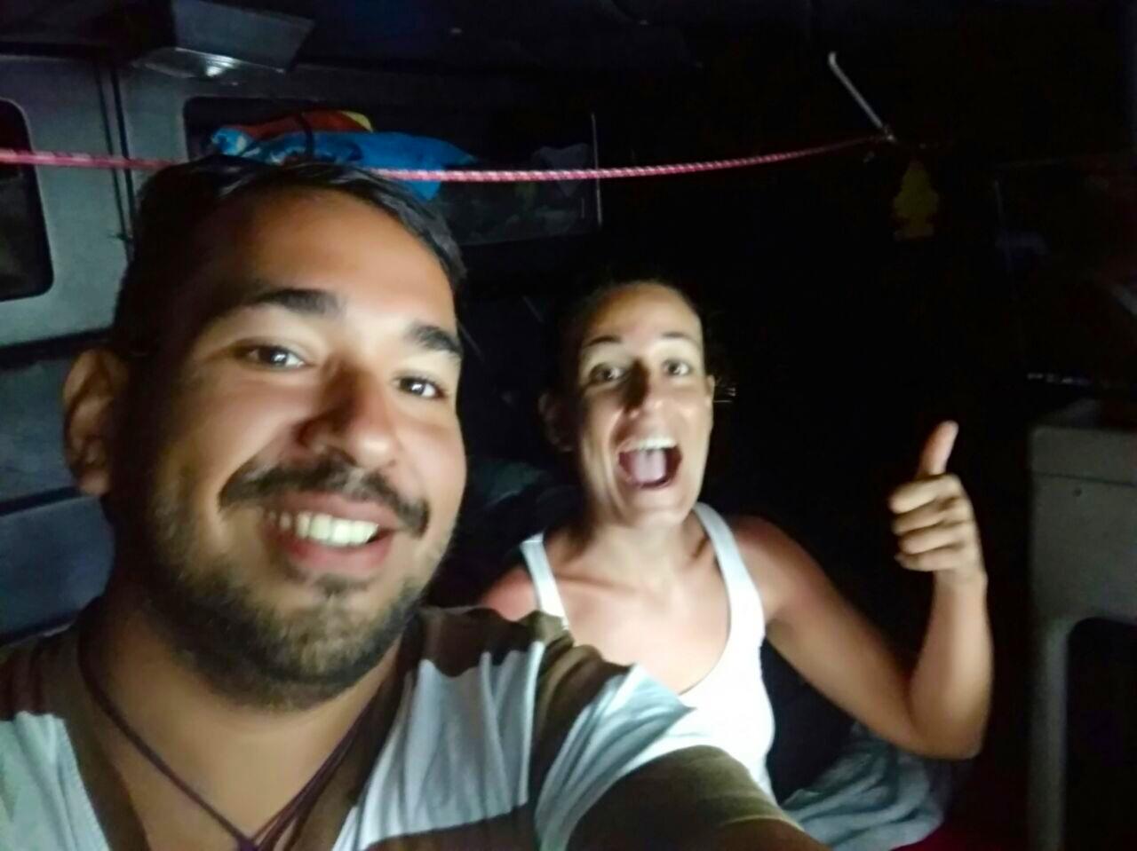 Autostop en Costa Rica