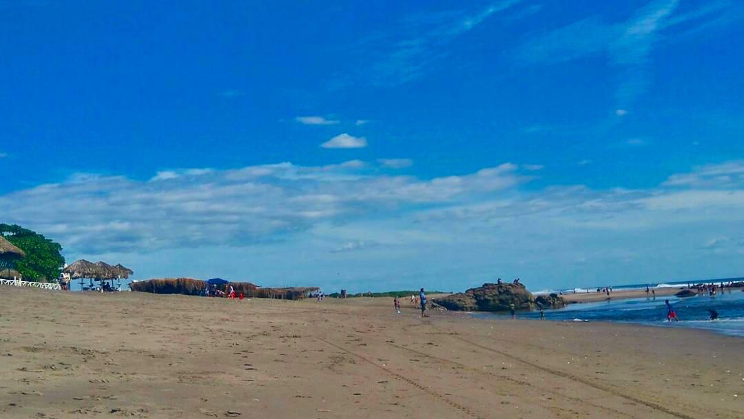 Playa Las Peñitas, Leon, Nicaragua