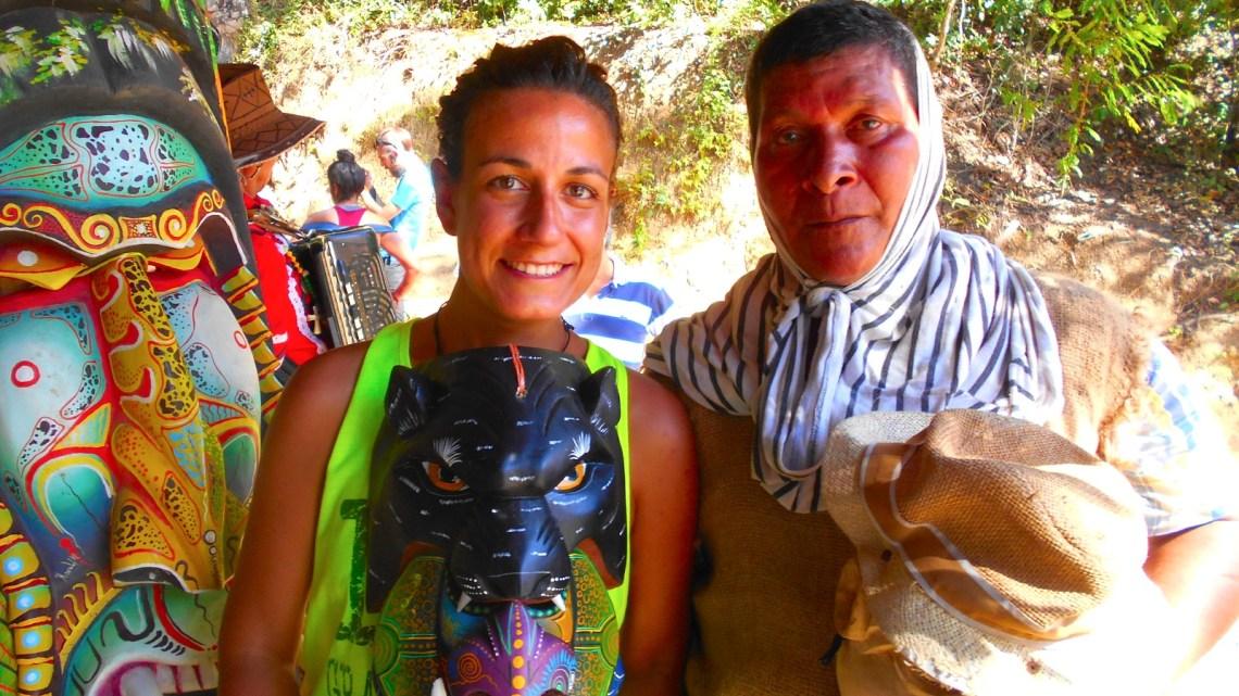 Un día con los indígenas de Curré