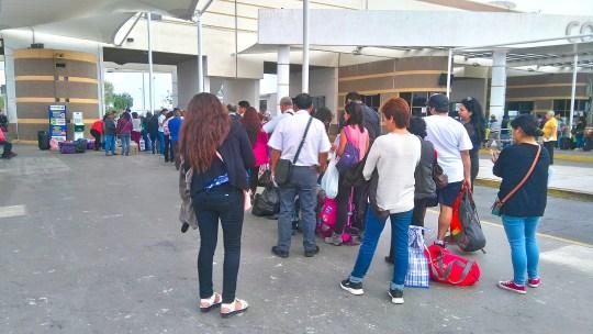 De Perú a Chile por Tacna y Arica