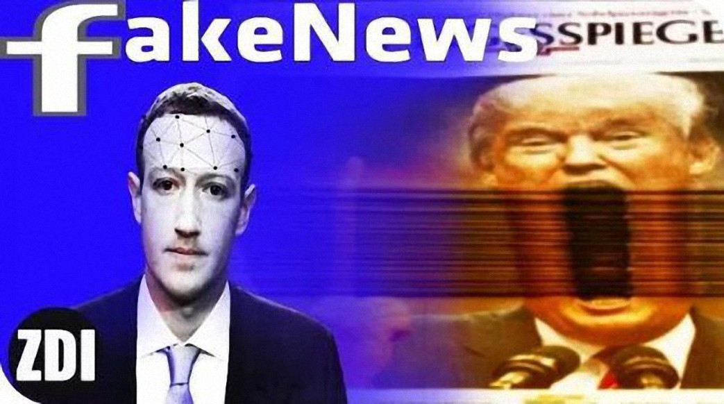 Todo sobre Mark Zuckerberg, Donald Trump y las FAKE NEWS