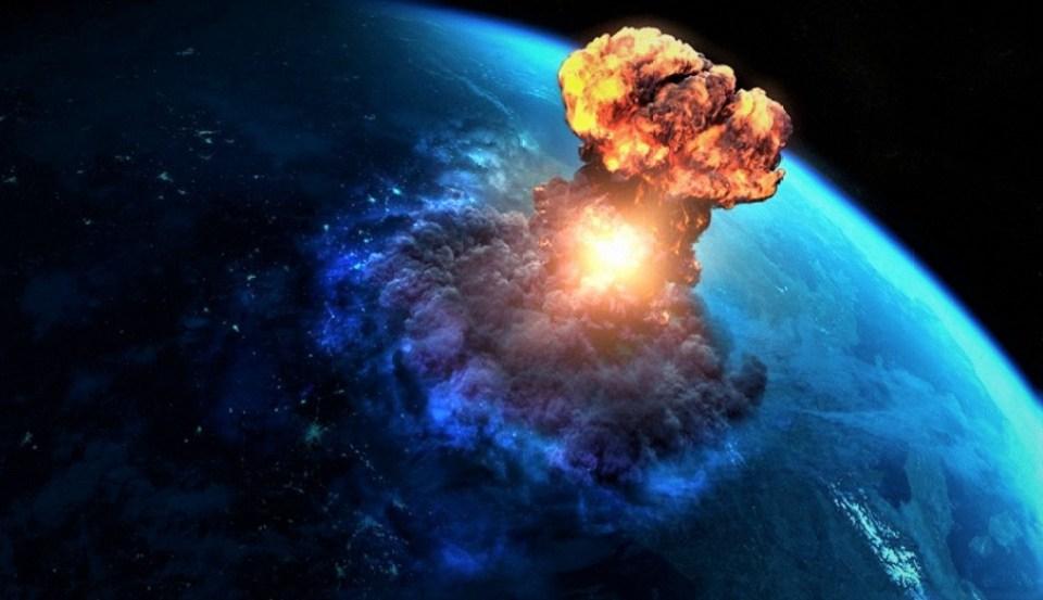 Un meteorito de 2 kilotones golpea la Tierra y la Fuerza Aérea guarda silencio