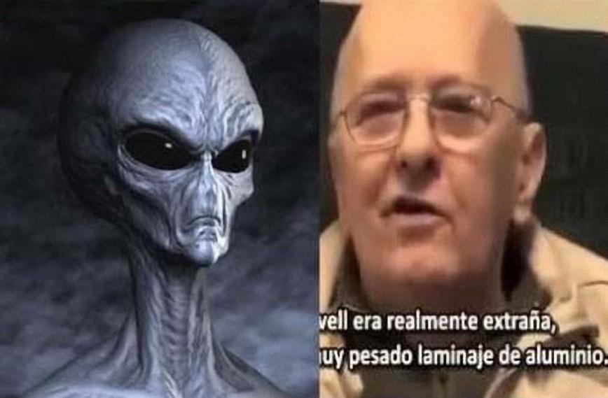 Testimonio de ex miembro de la CIA sobre extraterrestres del Área 51