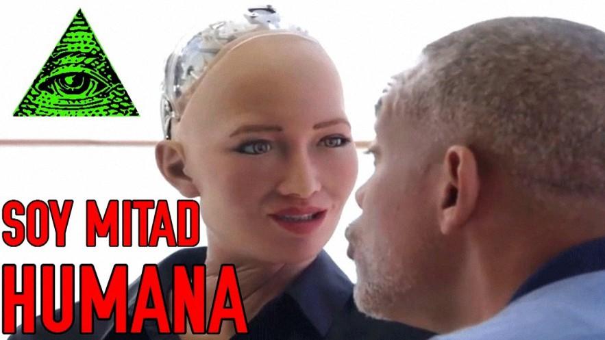 Humanos 2.0 Transhumanismo illuminati ya llegó