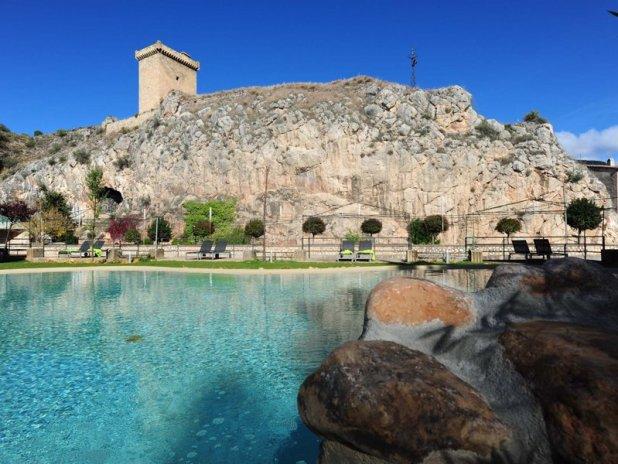 Balneario de Alhama de Aragón