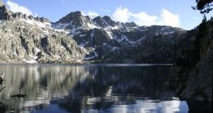 lago en Aigüestortes