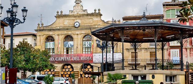 ruta de vino , la Rioja