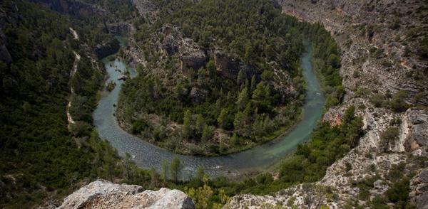 Meandro del Cabriel