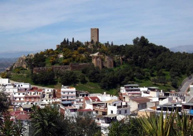 castillo de Vélezz Málaga