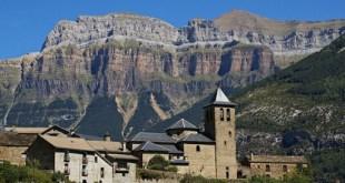 Pirineo; torla