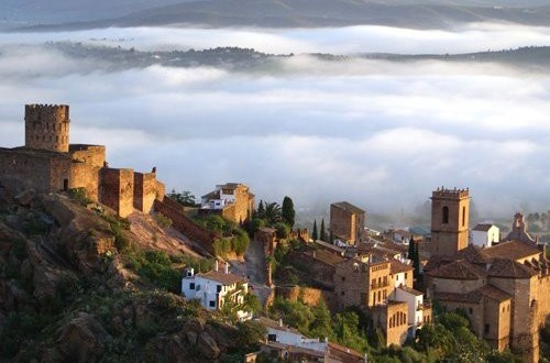 vista general de Vilafamés